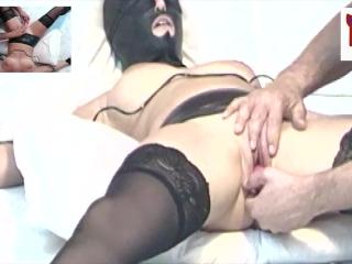 soft bondage and toys orgasm....