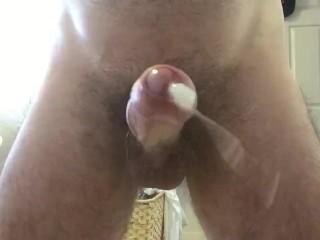 Start to finish with handsfree cum