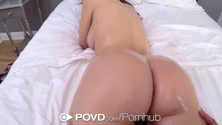 POVD NEW Look for big dick gobbling Lana Rhoades Point mature