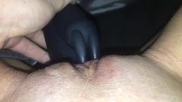 dildo fucking my pussy