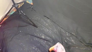 HD Petite Nerdy Girl Deepthroats for Cumshot