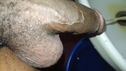 Remote Controlled Butt Plug In My Ass Makes Me Pee