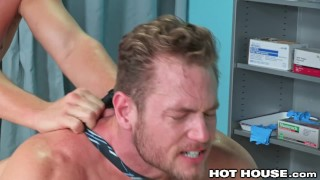 Shhbut hunk loves doctor this dicks big sex daddy rough blowjob big