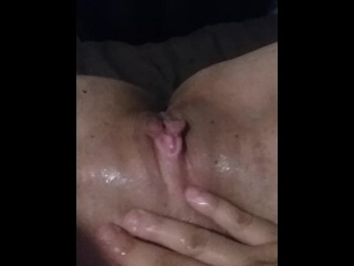 My pussy is so wet!