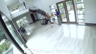 Fuck movie daughter spyfam fathers with sneaky day step daughter over