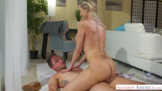 MILF Brandi Love Fucks Young Hung Stud porno