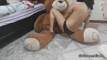 Creampied by the Bear