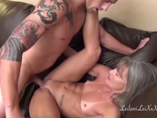Slammin blowjob n fuck