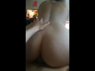 Big ass natural tits