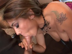 Big Tit PAWG MILF Rides A Monster Cock