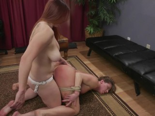 Teaser, Cat Fight with Winner Fucking Loser in the Ass