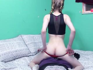 Girls peeing in panties free clips