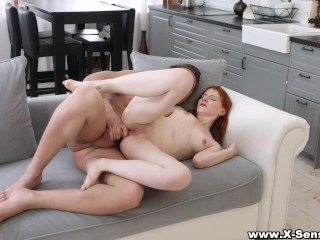 X-Sensual - Lili Fox - Love juice on her lips