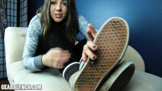 Ceara Lynch - Lick My Vans