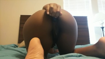 Quick Anal Tease