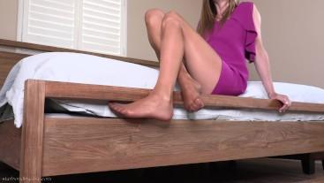 Subconscious Nylon Journey - Mesmerizing Pantyhose Domination