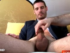 Full video Male masturbator to straight neighbour serviced in spite of him