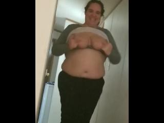 Personal skank titty bouncing