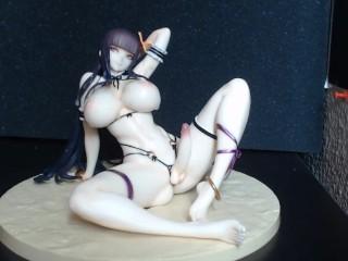 Rocketboy Dva Futanari Semen on Figure SoF Femboy Cumshot