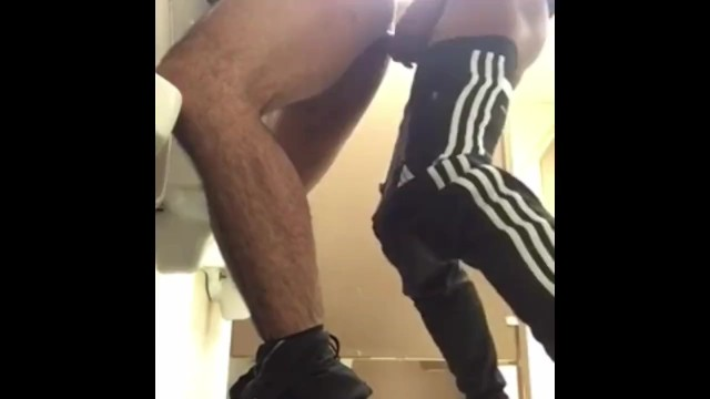 Getting Fucked School Bathroom