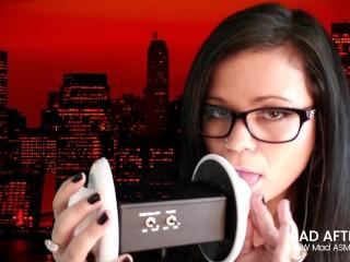 ASMR Ear Licking Ear Eating Ear Kissing (3DIO)