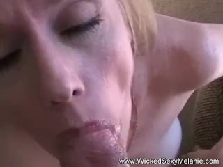 Mature Cocksucker Brings The Passion
