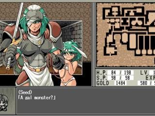 Toushin Toshi 2 Part 4 : Random Photographs ; Hentai RPG Game