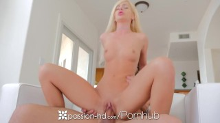 Dip skinny blonde fuckery passionhd enthusiastic doggy hd