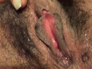 His cum won't come down he was in too deep