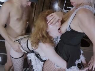 Lesbian mom porno