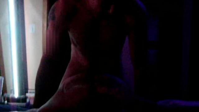 Gay bar dark room Anonymous couple meet to suck fuck in dark room - bareback preview
