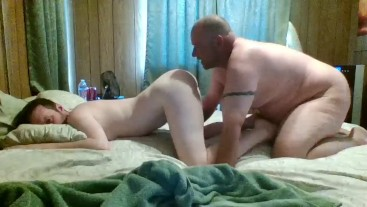 Ass buffet and some Dildo play