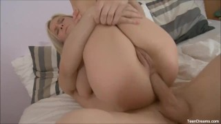 Slutty Dulsineya Takes Big Cock In Her Ass