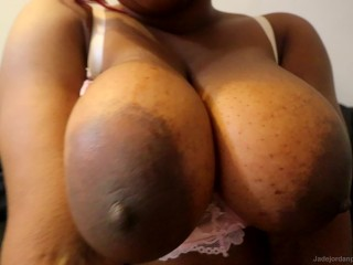 Black Girl SQUIRTING HARD! - Jade Jordan