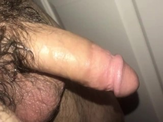 Straight Teen Pissing + Jerk Off and Cumshot Hairy Str8