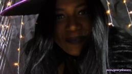 Captured & Shrunken By A BBW Witch HD