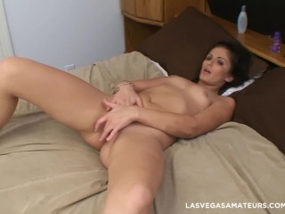 Her First Anal Stretching Wow Charli Baker S Creepy Stepbro Enters Her Room & Fucks Her After Class