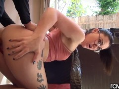 Rawattack - Teenage Kat Monroe Is Banged By A Xxl Lollipop|weenie|spunk-pump|fuckpole|pink Cigar|trouser Snake|trunk|wood|dinky|beefstick, Xxl Caboose & Interview