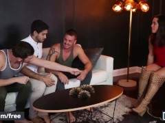 Men.com - Darin Silvers and Diego Sans and Jacob Peterson - Stealth Fuckers