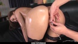 Mind blowing Aika dealing dick in perfect scenes - More at 69avs.com