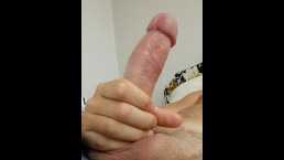 Early morning cum in bed - /Jerk/ off to a good start