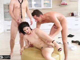 sprcha Gay porno video