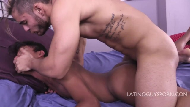 Butch twink porn Latin papi daguy bareback fuck bottom boy mowli must watch