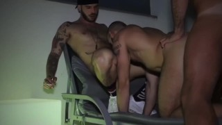 Fuck trainer what you heard poppers poppers training