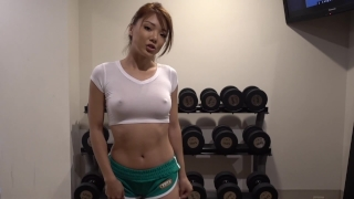 YOUR PERSONAL ASIAN TRAINER Nudity outside