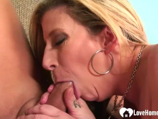 Milf and anal video
