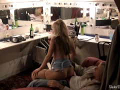 What REALLY Happened... BTS Video of Ashley Fires & The Original Tommy Gunn