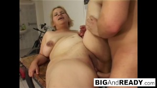 The georgie loves riding chubby cock big bigandready
