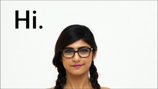 MIA KHALIFA - I Invite You To Check Out A Closeup Of My Perfect Arab Body Lubed toyride