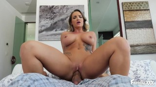 Has on stepdad crush cali carter a oral stepdaughter